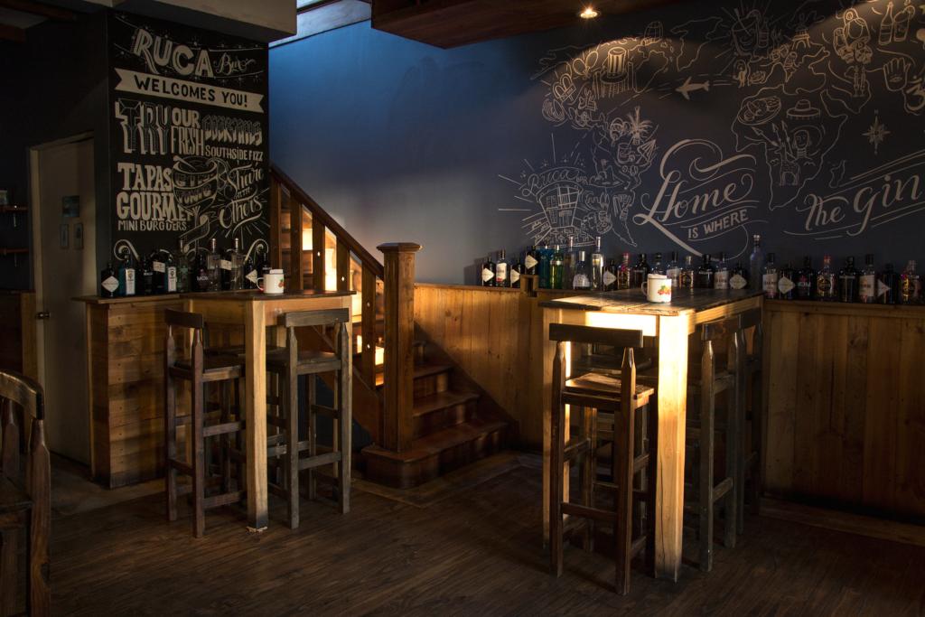 RUCA Bar